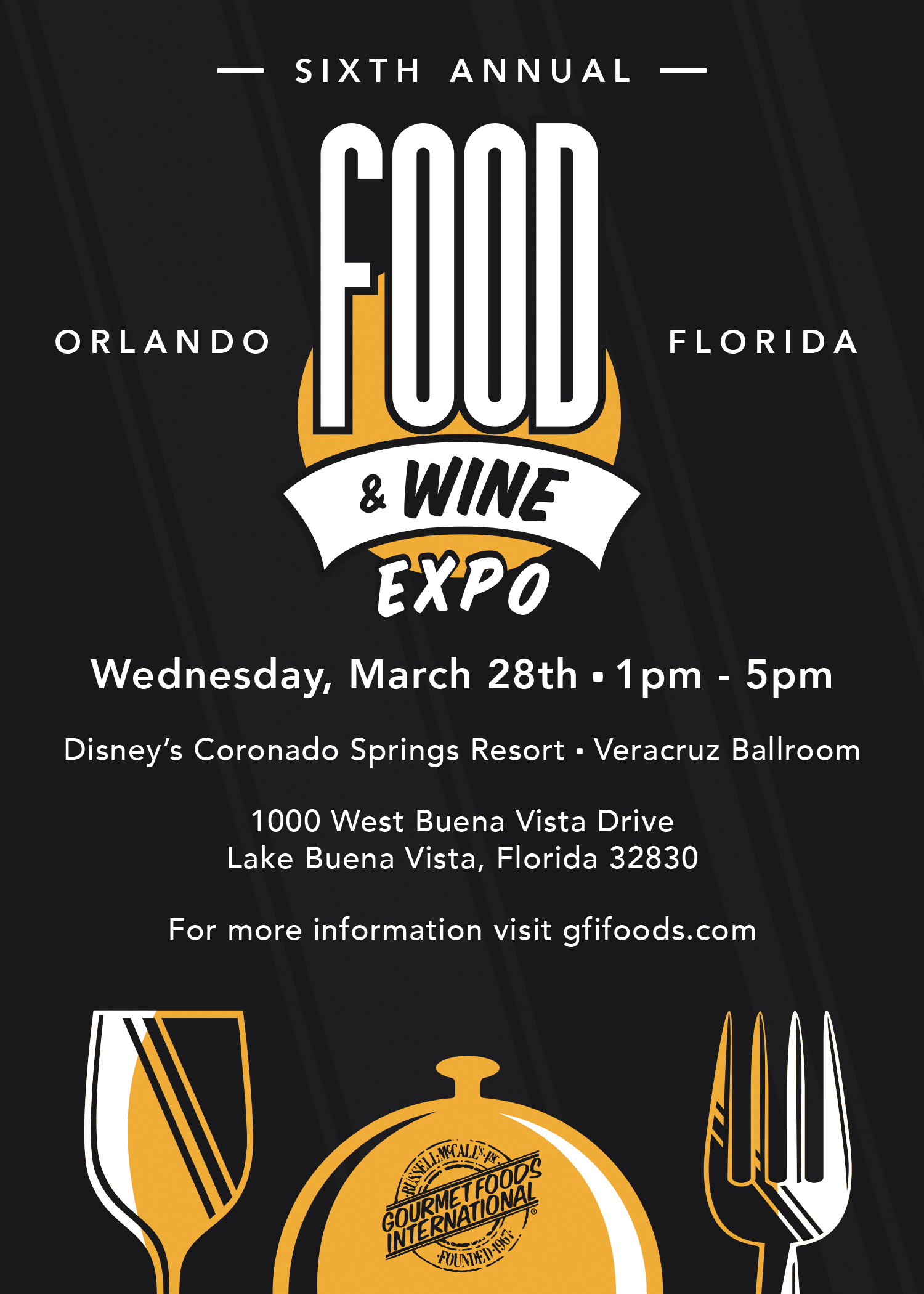 Orlando Food & Wine Expo